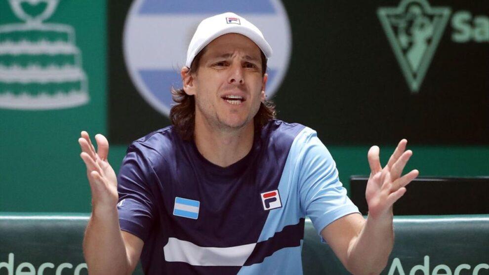 Gaudio capitán Argentina Copa Davis