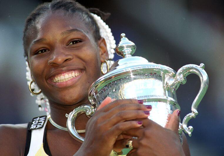 Serena US Open 1999