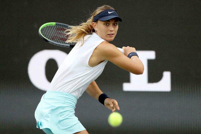 Badosa Gracheva WTA Ostrava