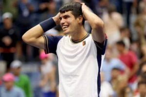 Alcaraz Next Gen ATP Finals 2021