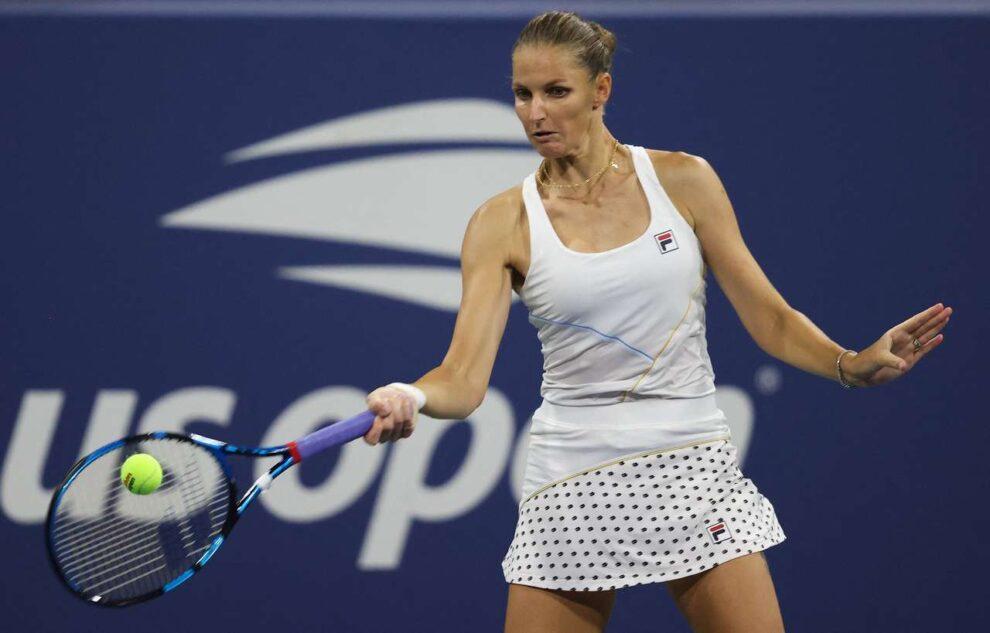 Pliskova Pavlyuchenkova US Open