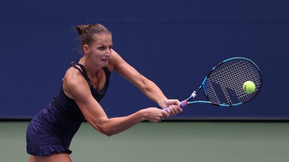 Pliskova Anisimova US Open