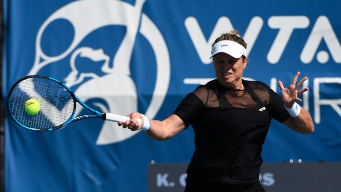 Clijsters Hsieh WTA Chicago