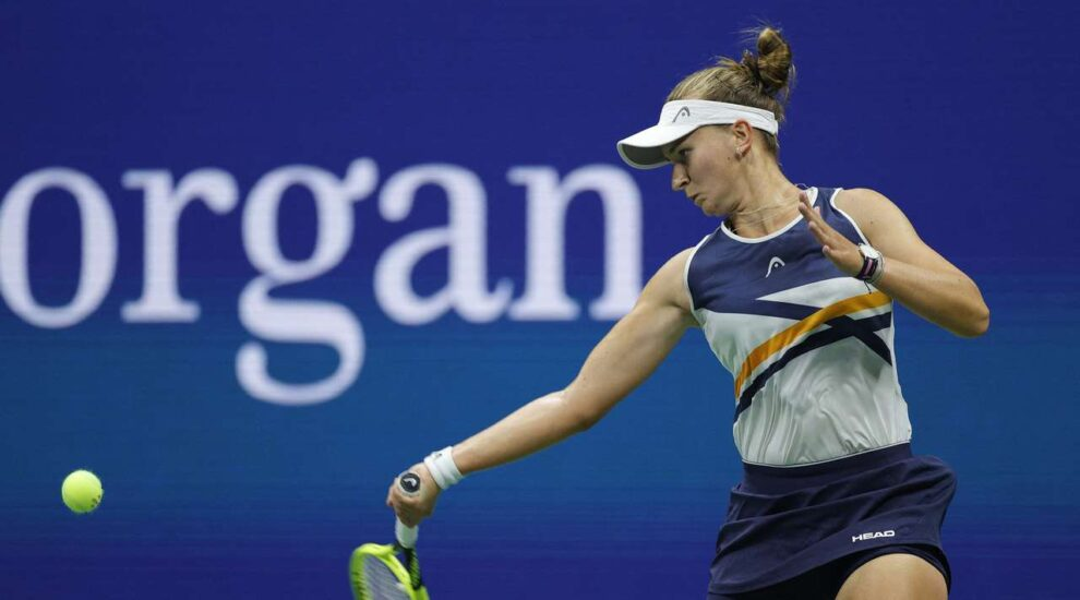 Krejcikova Muguruza US Open
