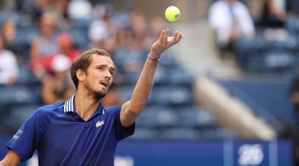 Medvedev Aliassime US Open