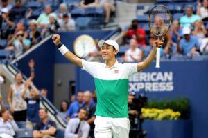 Nishikori tercera ronda US Open