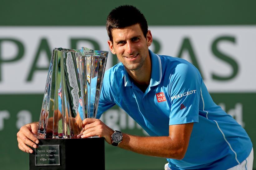 Djokovic baja Indian Wells