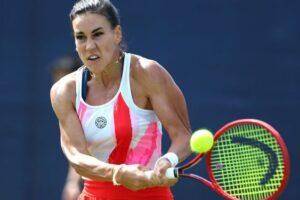 Párrizas Baptiste WTA Columbus