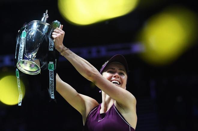 Elina Svitolina carrera tenis