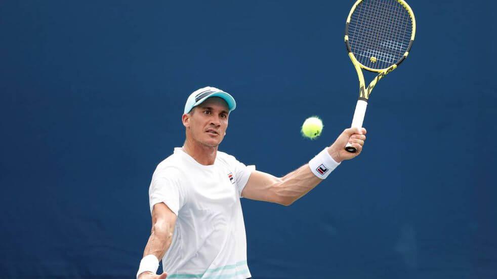 Bagnis Van de Zandschulp US Open