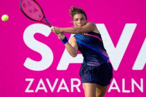 Paolini Riske WTA Portoroz