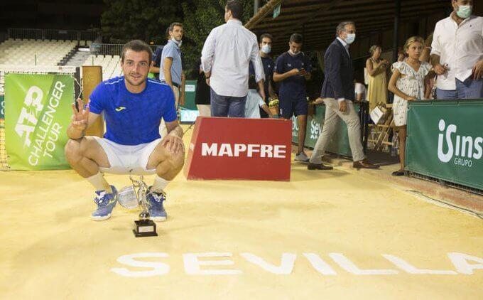 Martínez Carballés Challenger Sevilla