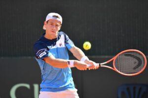 Schwartzman Ostapenkov Copa Davis