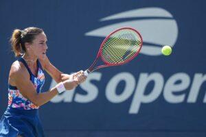 Párrizas Kalieva WTA Columbus