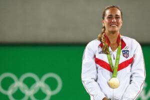 Monica Puig medalla Río