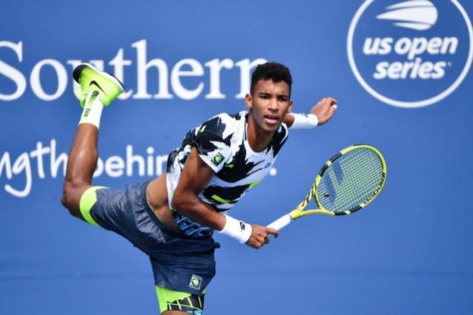 Aliassime Zapata US Open