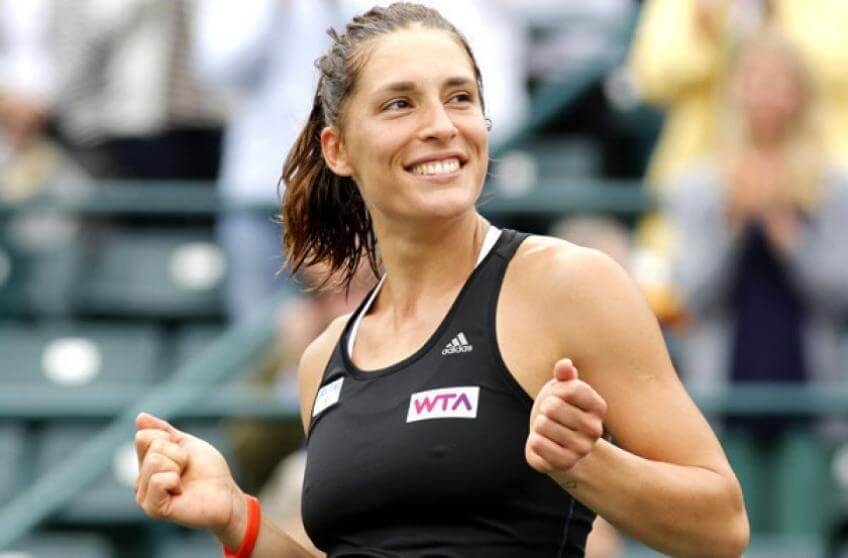 Andrea Petkovic carrera tenis