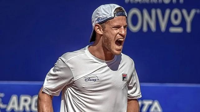 Schwartzman Zgirovsky Copa Davis