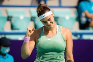 Primeras clasificadas WTA Finals México