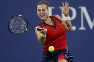 Sabalenka Collins US Open