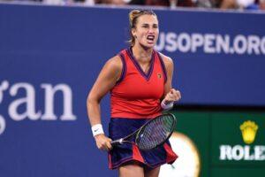 Sabalenka Mertens US Open