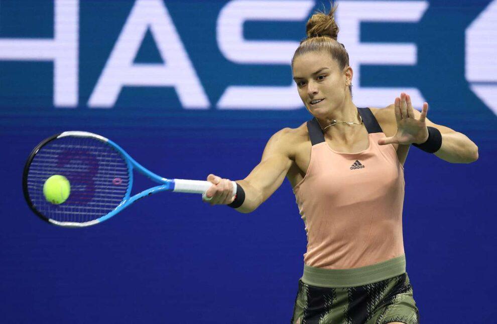 Sakkari Pliskova US Open