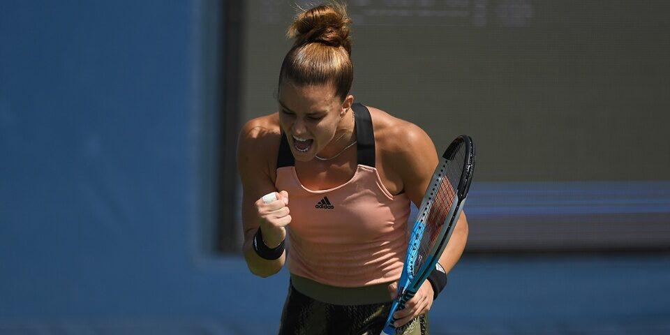 Sakkari Kvitova US Open