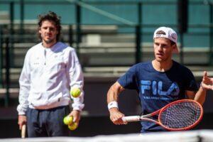 Schwartzman previa Copa Davis
