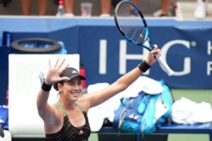 Muguruza Azarenka US Open
