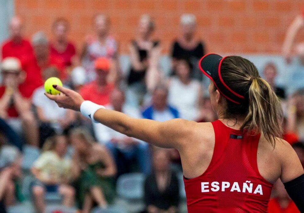 España horarios billie jean king cup 2021