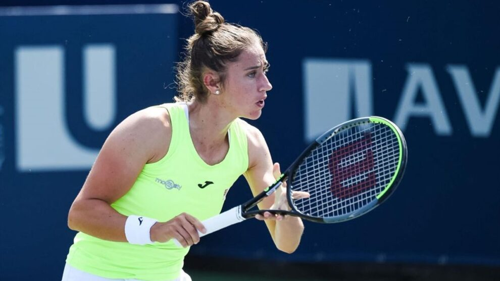Sorribes Muchova US Open