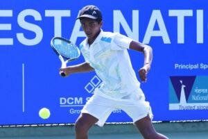 Manas Dhamne tenis India