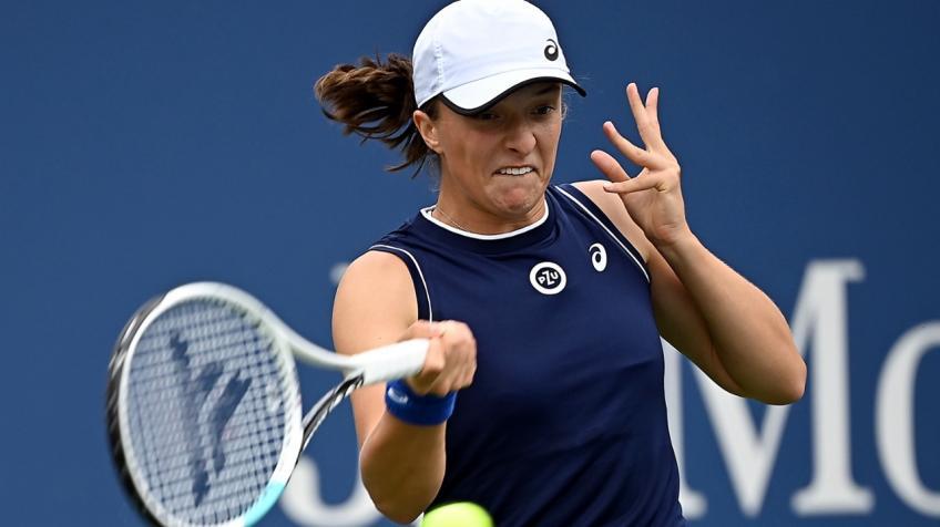 Swiatek Putintseva WTA Ostrava