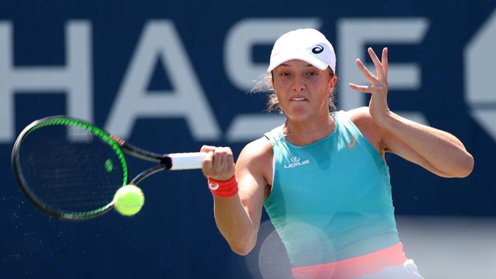 Ferro Swiatek US Open