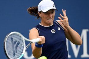 Swiatek Kontaveit US Open