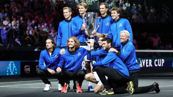 declaraciones team europa laver cup
