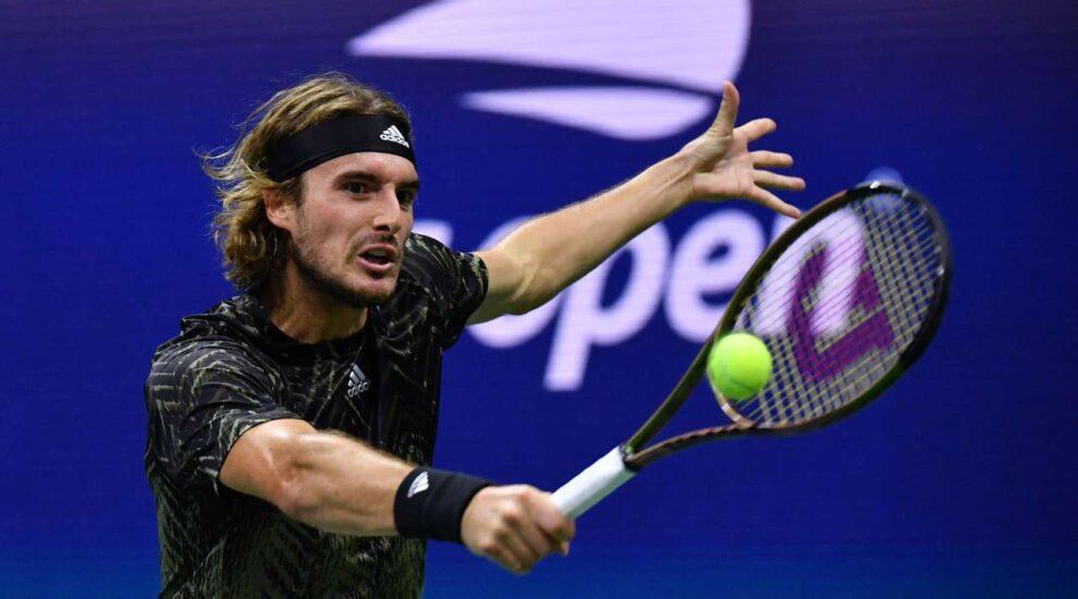 Tsitsipas Mannarino US Open