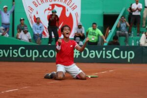 Previa Copa Davis Perú Bosnia