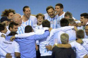 dónde ver Copa Davis Latinoamérica