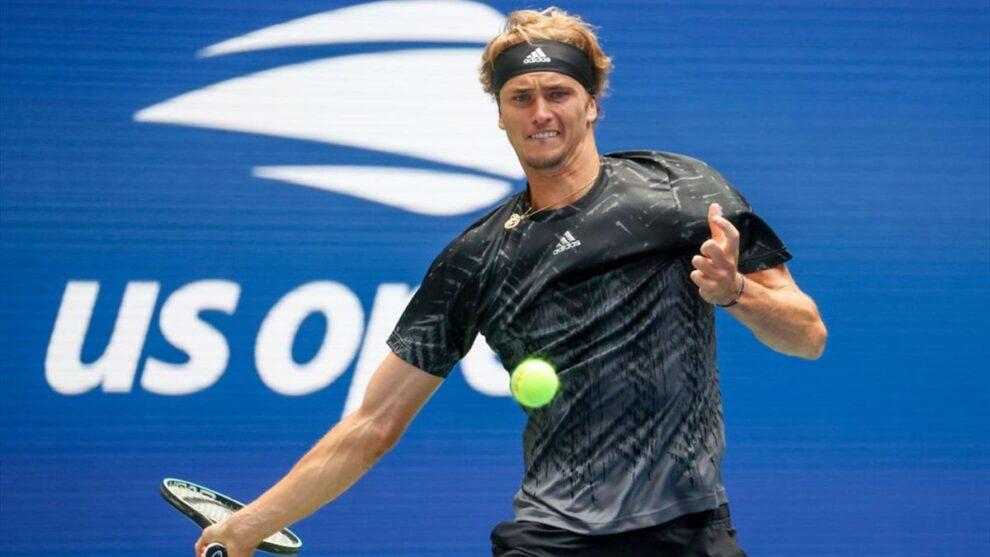 Zverev Sock US Open