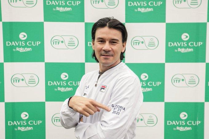 Gullermo Coria Copa Davis