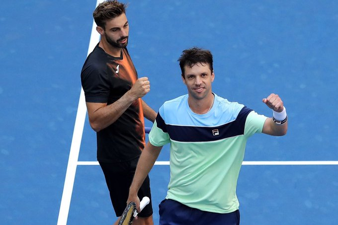 Zeballos Granollers ATP Finals