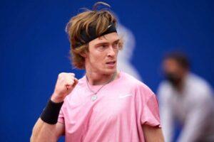 Rublev Ivashka ATP San Petersburgo