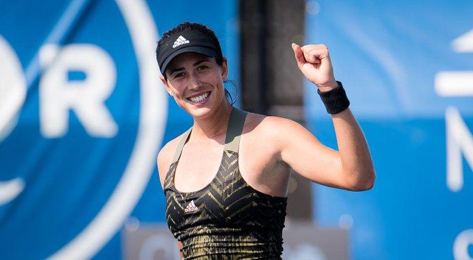 Muguruza Jabeur WTA Chicago