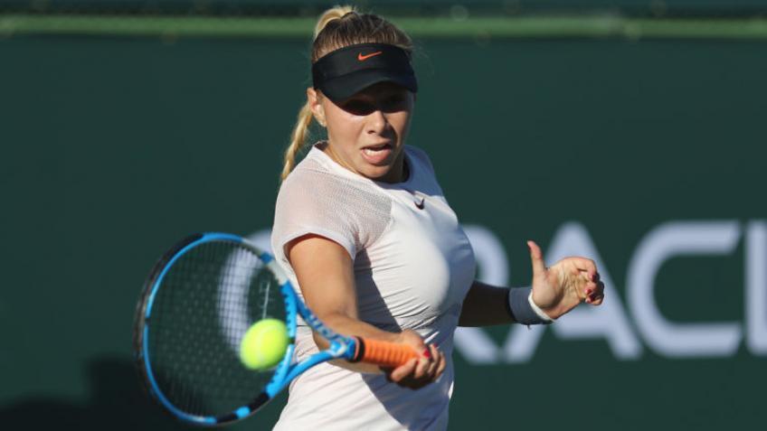 Entry list WTA 125 Midland 2021