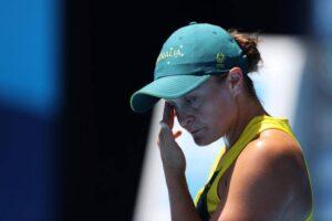 Barty renuncia WTA Finals