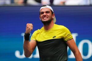 Berrettini clasificado ATP Finals Turín