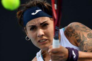 Samsonova Bolsova WTA Courmayeur