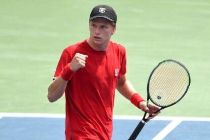 Davidovich Brooksby ATP Amberes