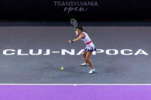 Raducanu Hercog WTA Cluj Napoca